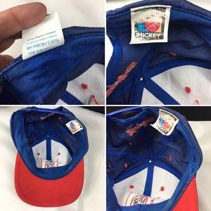 Disney Accessories - Vintage 90s Mickey Mouse Disney Snapback Cap